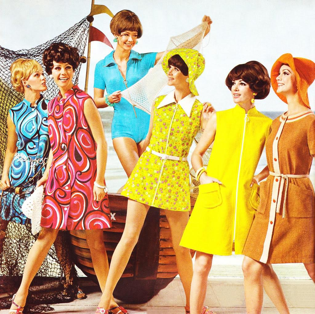 Vintage style clothes australia  1960s catalogue | Sweet Old World Vintage